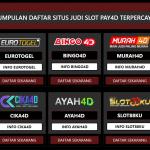 daftar situs pay4d